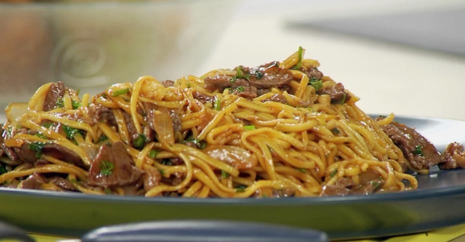 рецепт лапши по вьетнамски