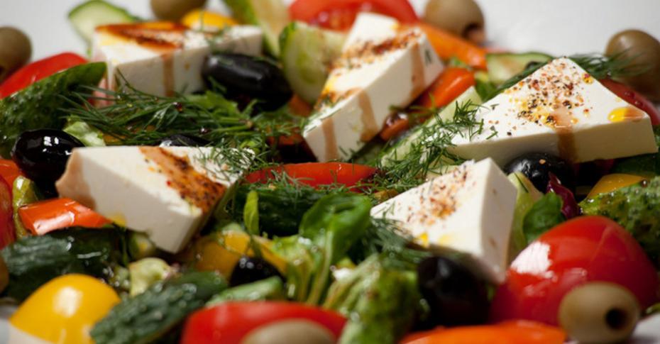 Рецепты 7 греческий салат