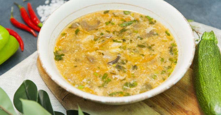 Кисла острый суп