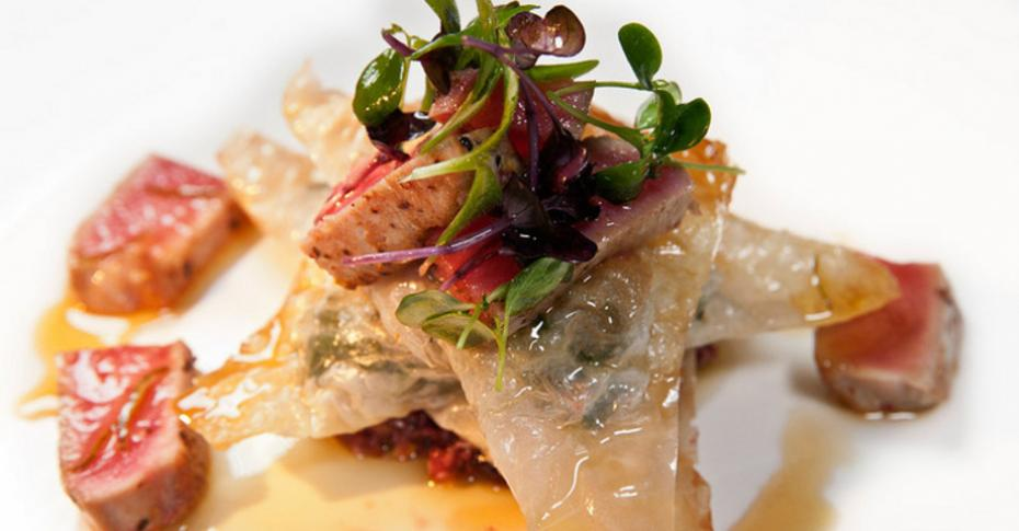 Как приготовить тартар из тунца в домашних условиях