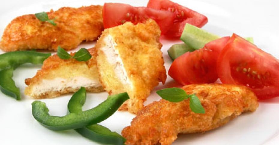 курица с сыром с фото