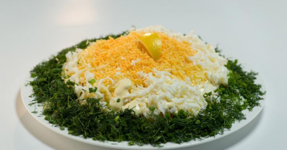 салат мимоза рецепт лазерсон