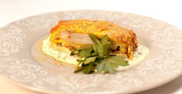 Ингредиенты стейки или филе трески - 1 кг помидоры - 2 шт.