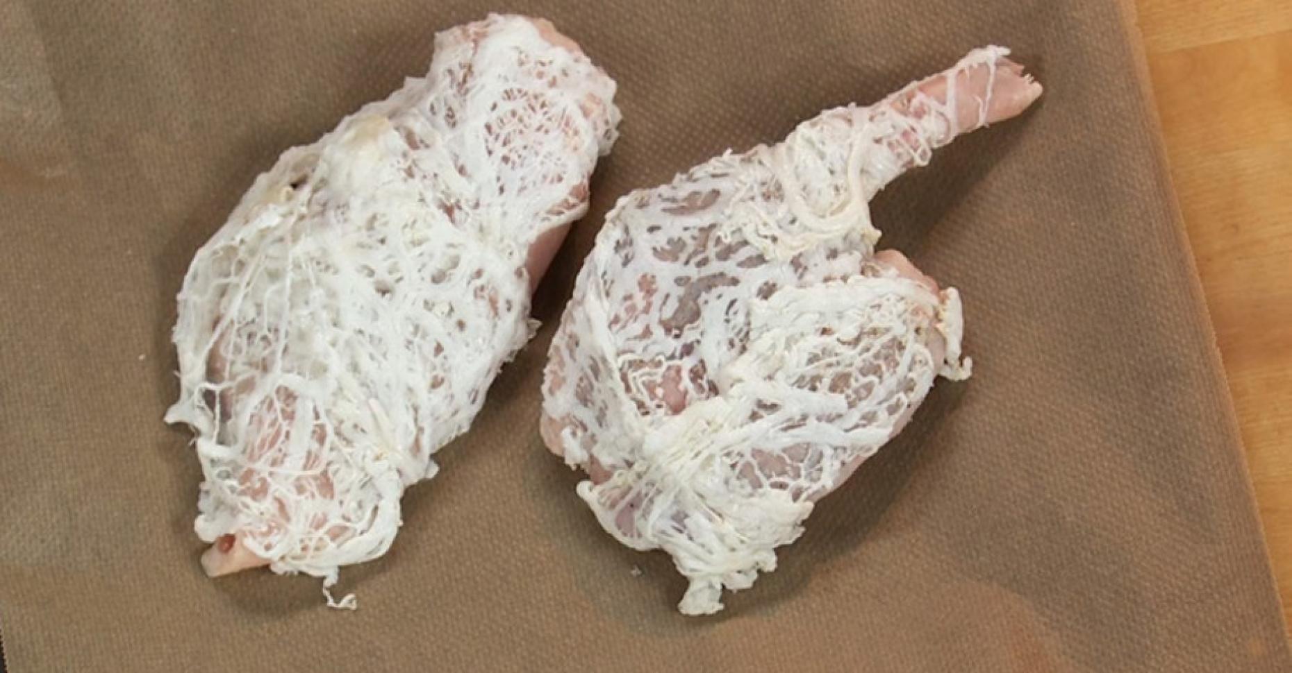 жировая сетка свиная фото пол