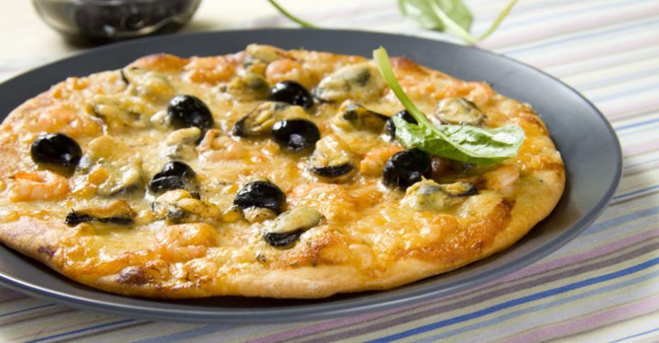 температура и рецептура пиццы