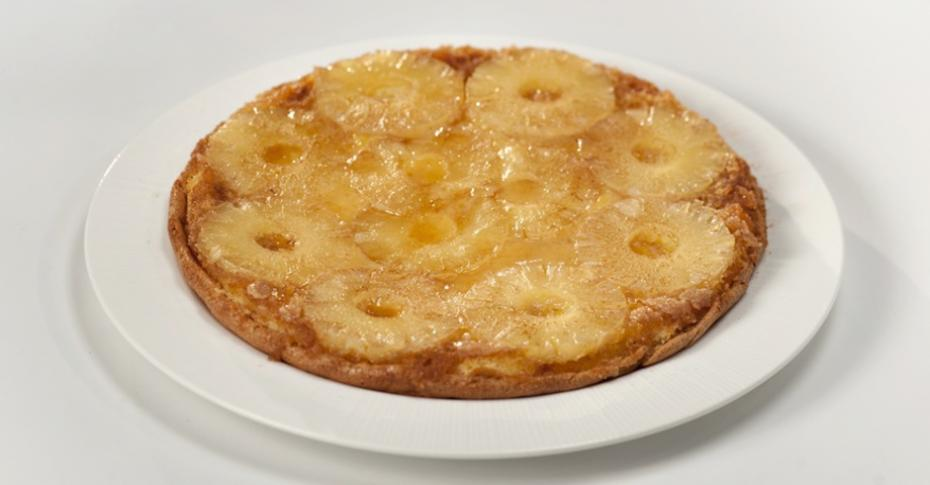 Рецепт ананасового пирога на тв еда