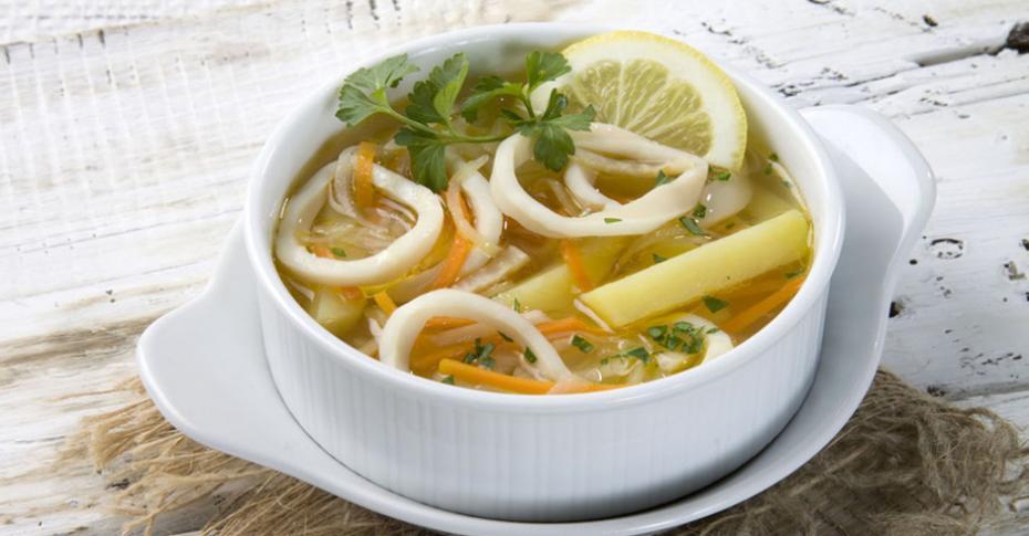 тв домашний рецепты суп из морского терпуга