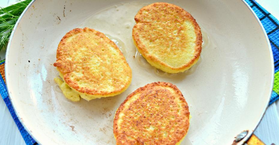 Картофельные оладьи от лазерсона